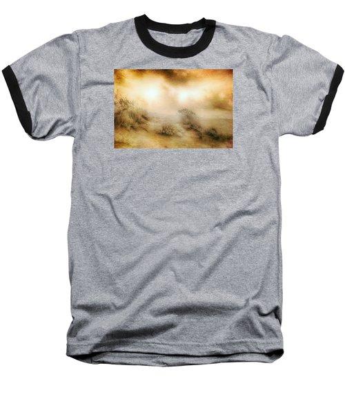Sea Oats In Paradise Baseball T-Shirt by Dan Carmichael