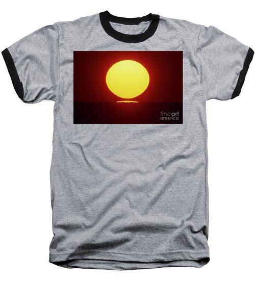 Baseball T-Shirt featuring the photograph Sea Of Japan by Tatsuya Atarashi