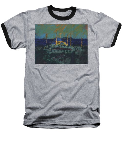 Sea Of Marmara Baseball T-Shirt
