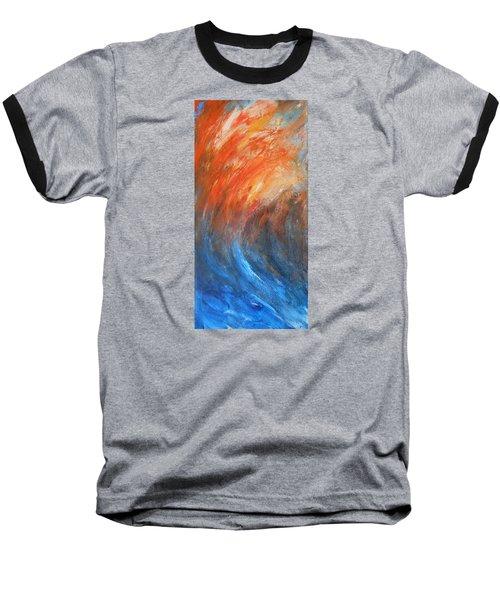 Sea Of Passion Baseball T-Shirt