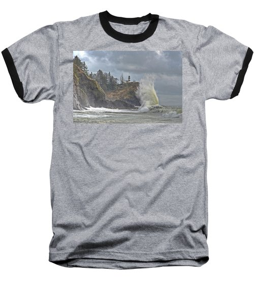 Sea Power Baseball T-Shirt