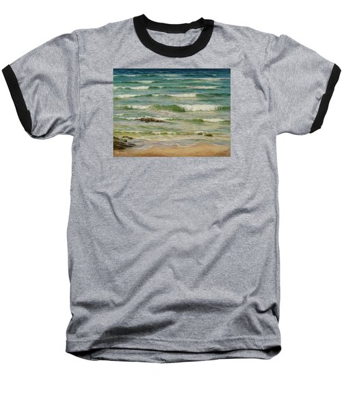 Sea Symphony. Part 1. Baseball T-Shirt