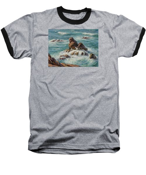 Sea Symphony. Part 3. Baseball T-Shirt
