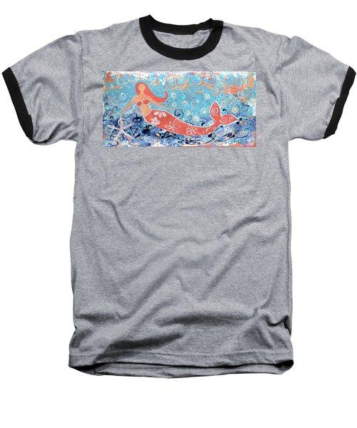 Sea Siren Baseball T-Shirt