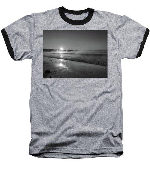 Sea Smoke Baseball T-Shirt