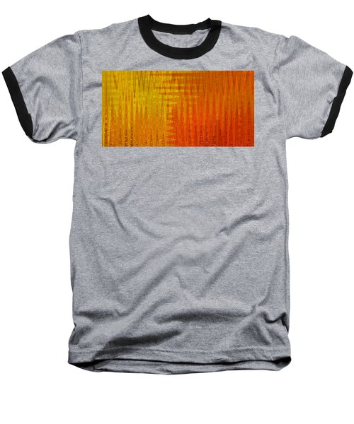 Sea Song Sun Rise Baseball T-Shirt