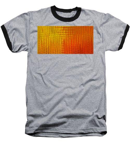 Sea Song Sun Rise Baseball T-Shirt