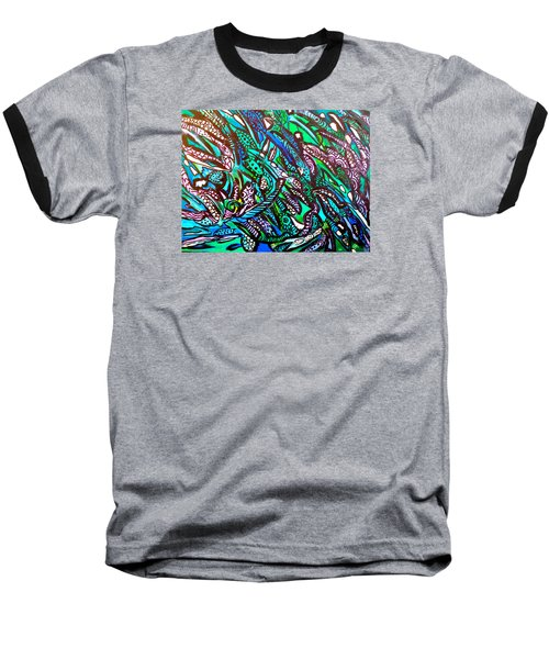 Sea Spray 1 Baseball T-Shirt