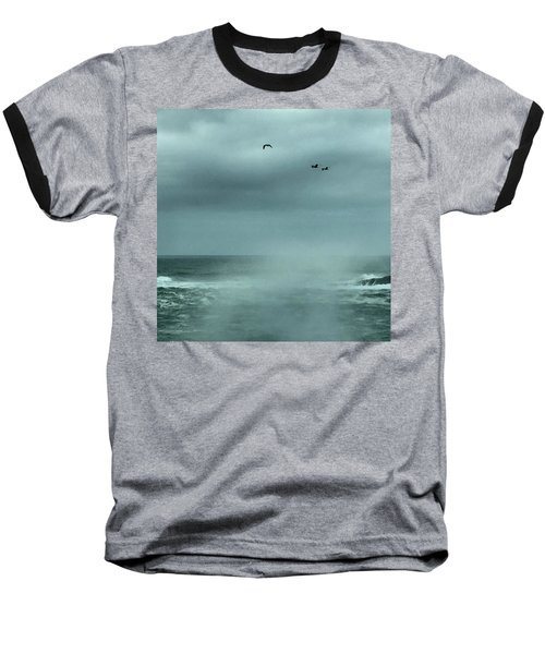 Sea Spray Baseball T-Shirt
