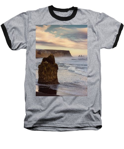 Sea Stack II Baseball T-Shirt