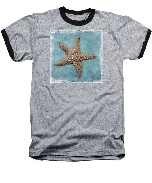 Sea Star Baseball T-Shirt by David and Carol Kelly