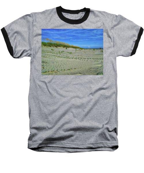 Sea Swept Baseball T-Shirt