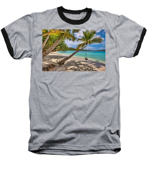 Sea Swing Baseball T-Shirt