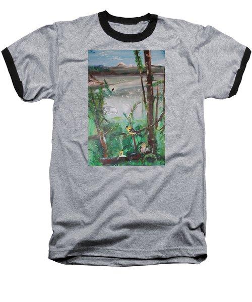 Sea To Sky Baseball T-Shirt