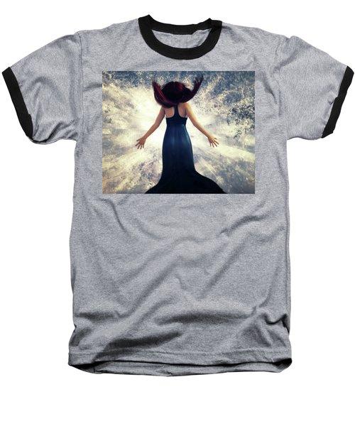 Sea Witch Baseball T-Shirt