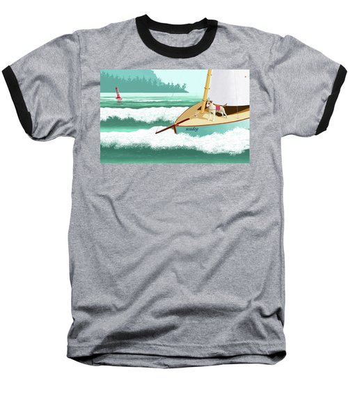 Seadog Baseball T-Shirt