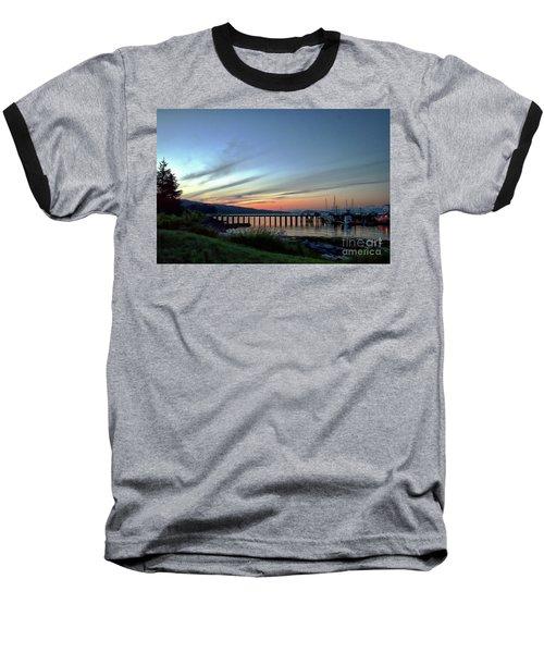 Seagate Pier Baseball T-Shirt