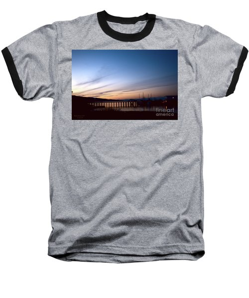 Seagate Pier II Baseball T-Shirt