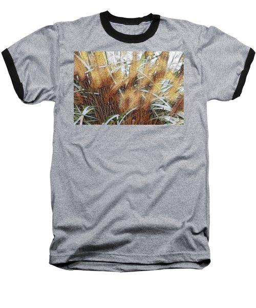 Seagrass Baseball T-Shirt by Judy Palkimas
