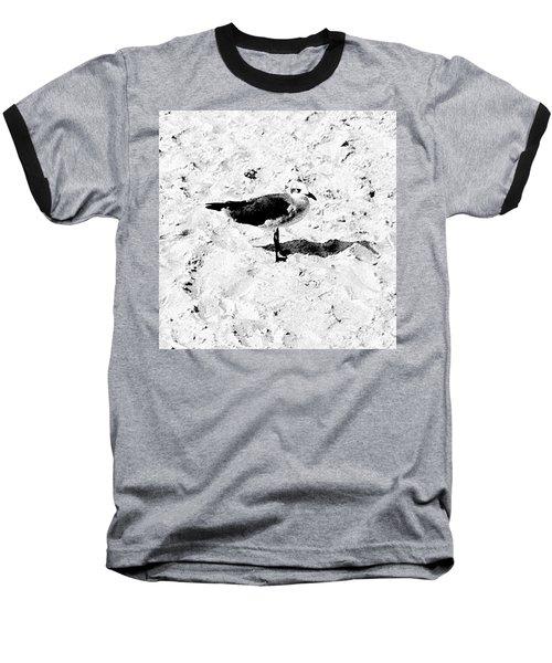 Seagull I Baseball T-Shirt