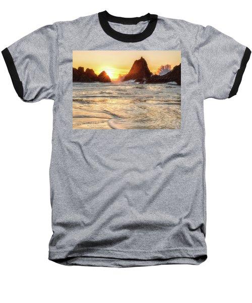 Seal Rock  Baseball T-Shirt