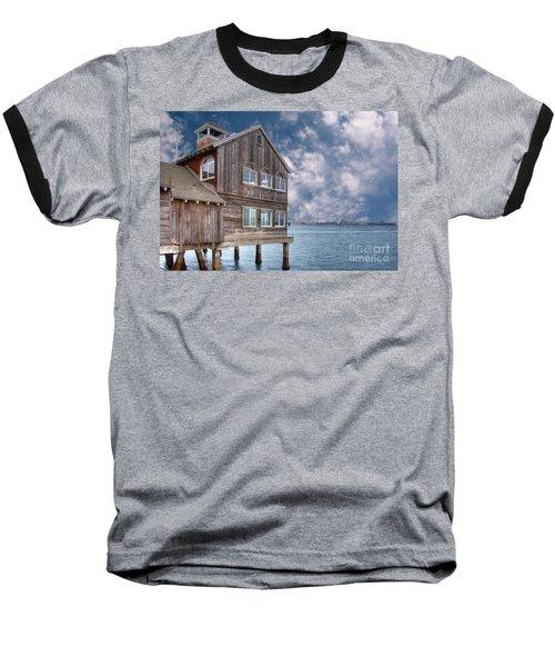 Seaport Village Baseball T-Shirt
