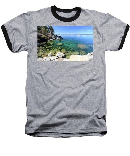 Search Her Depths  Baseball T-Shirt