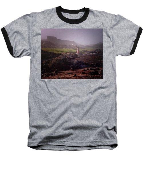 Searching For Shells Baseball T-Shirt