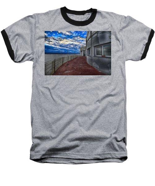 Seascape Atmosphere - Atmosfera Di Mare Baseball T-Shirt