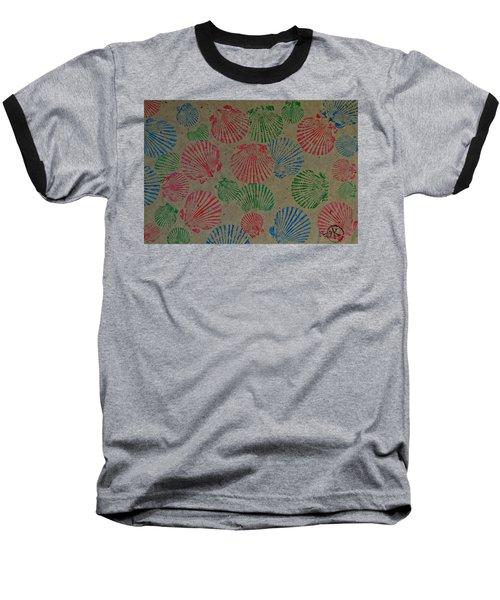 Seashells By The Seashore Baseball T-Shirt