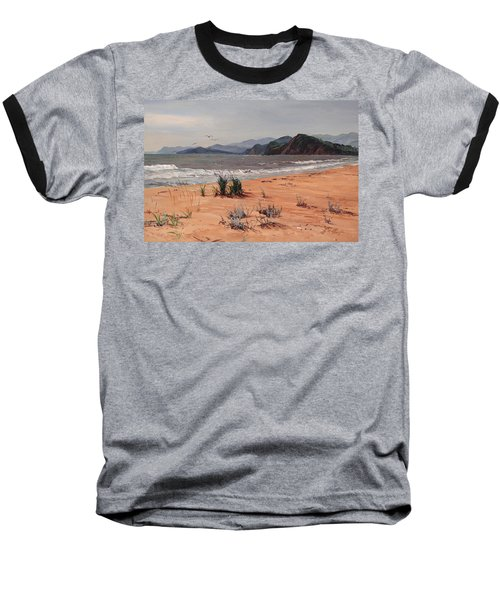 Seashore Baseball T-Shirt