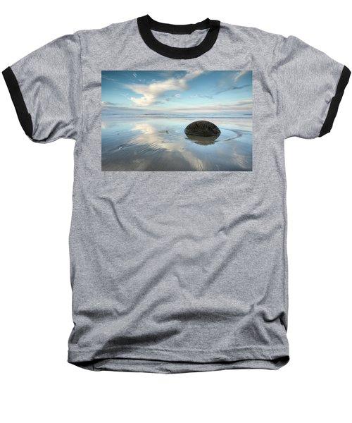 Seaside Dreaming Baseball T-Shirt