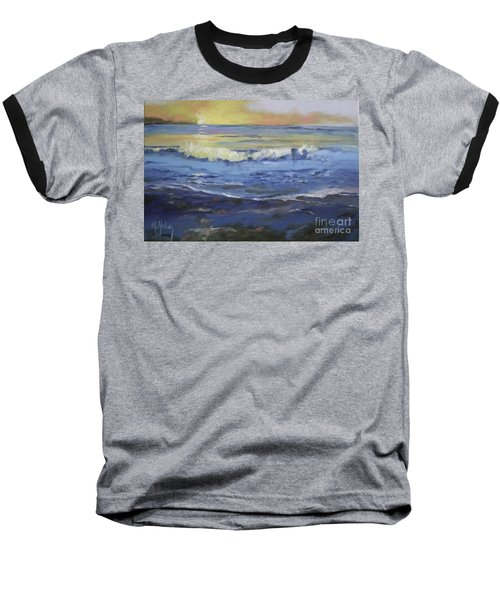Seaside Baseball T-Shirt by Mary Hubley