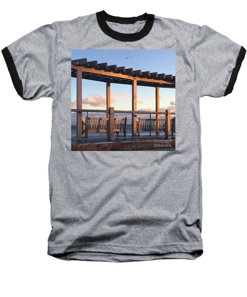 Seaside Seating  Baseball T-Shirt