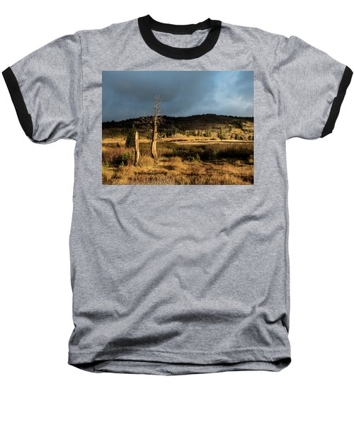 Season Of The Witch Baseball T-Shirt