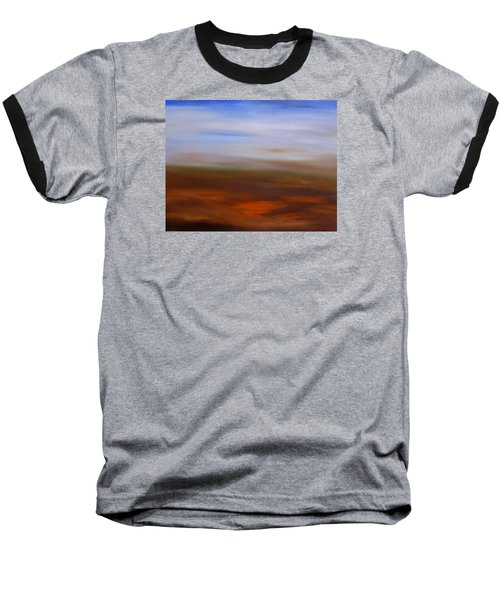 Seasons Changing Baseball T-Shirt