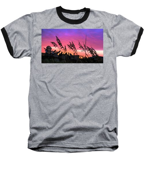 Seasons End II Baseball T-Shirt