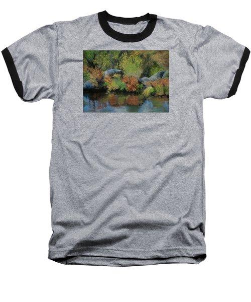 Seasons In Transition Baseball T-Shirt