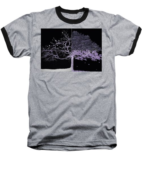 Seasons Of Change Baseball T-Shirt