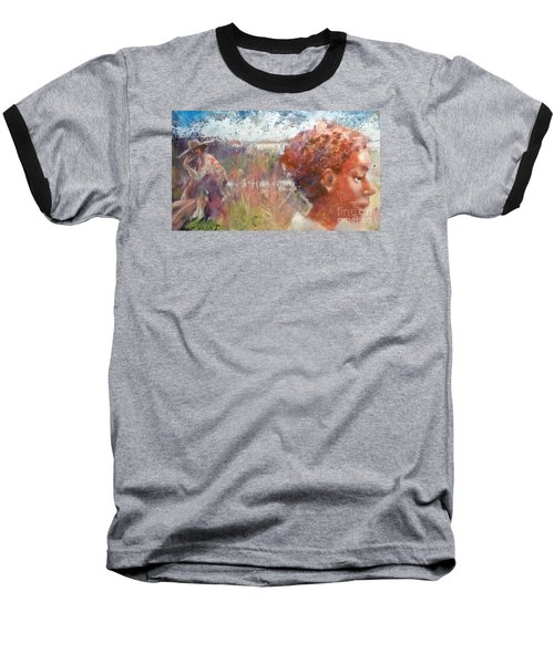 Seasons Of Sweetgrass Baseball T-Shirt