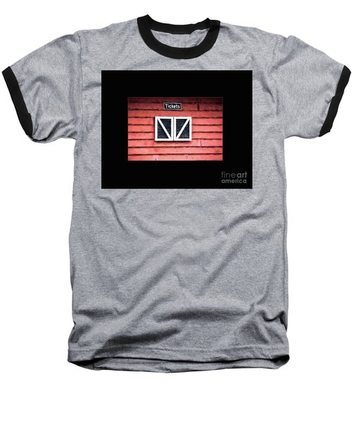 Season's Over Baseball T-Shirt