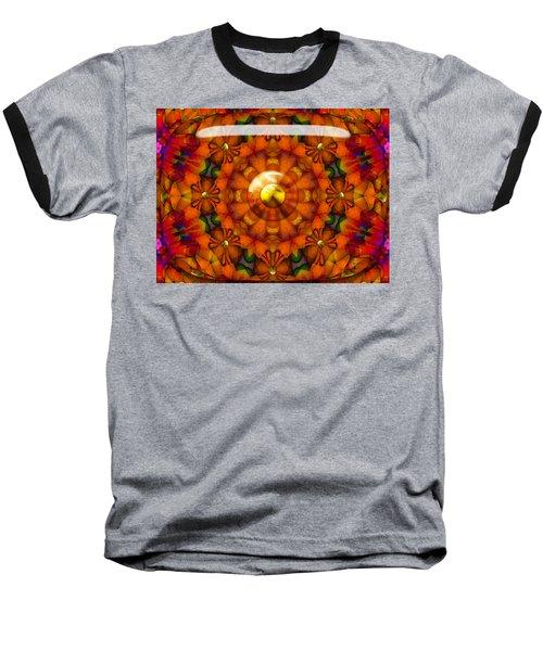 Baseball T-Shirt featuring the digital art Seasons by Robert Orinski