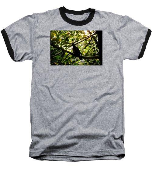 Baseball T-Shirt featuring the photograph Seasons Will Change by Bernd Hau