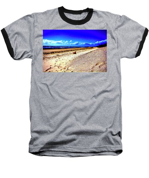 Baseball T-Shirt featuring the photograph Seat For One by Douglas Barnard