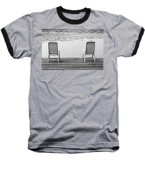 Seating For Two Baseball T-Shirt