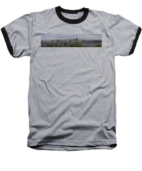 Seattle At Its Best Baseball T-Shirt