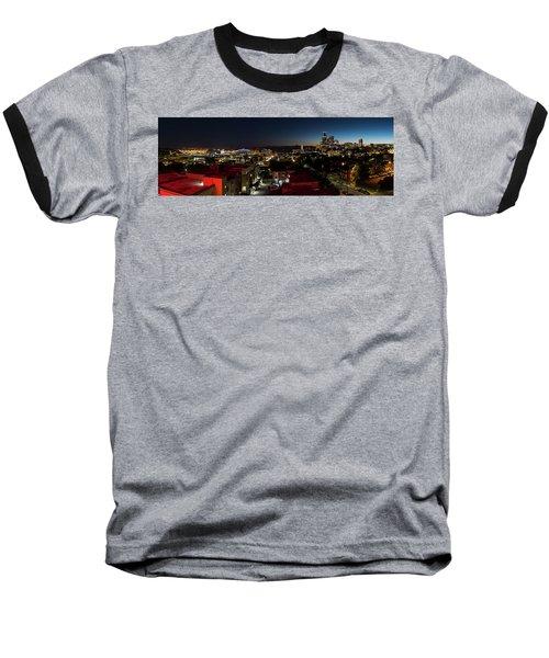 Seattle City And Port Baseball T-Shirt