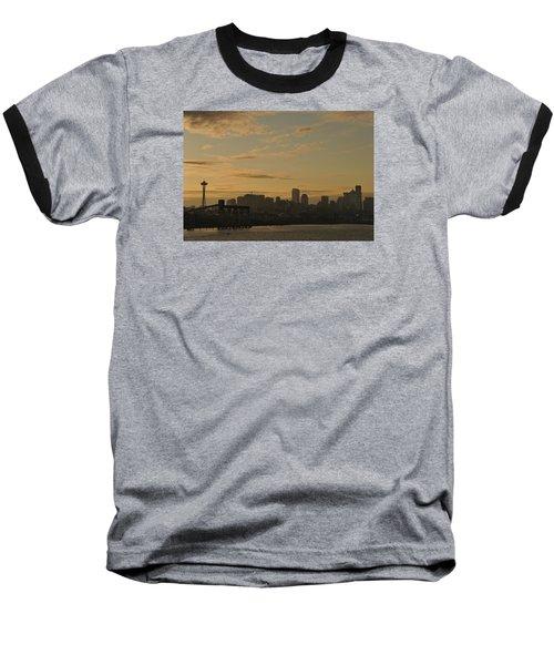Seattle Morning Baseball T-Shirt