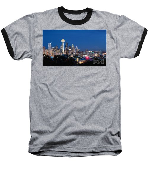 Seattle Twight Baseball T-Shirt