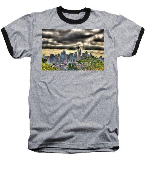 Seattle Washington Baseball T-Shirt